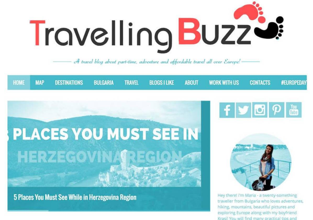 Travelling Buzz