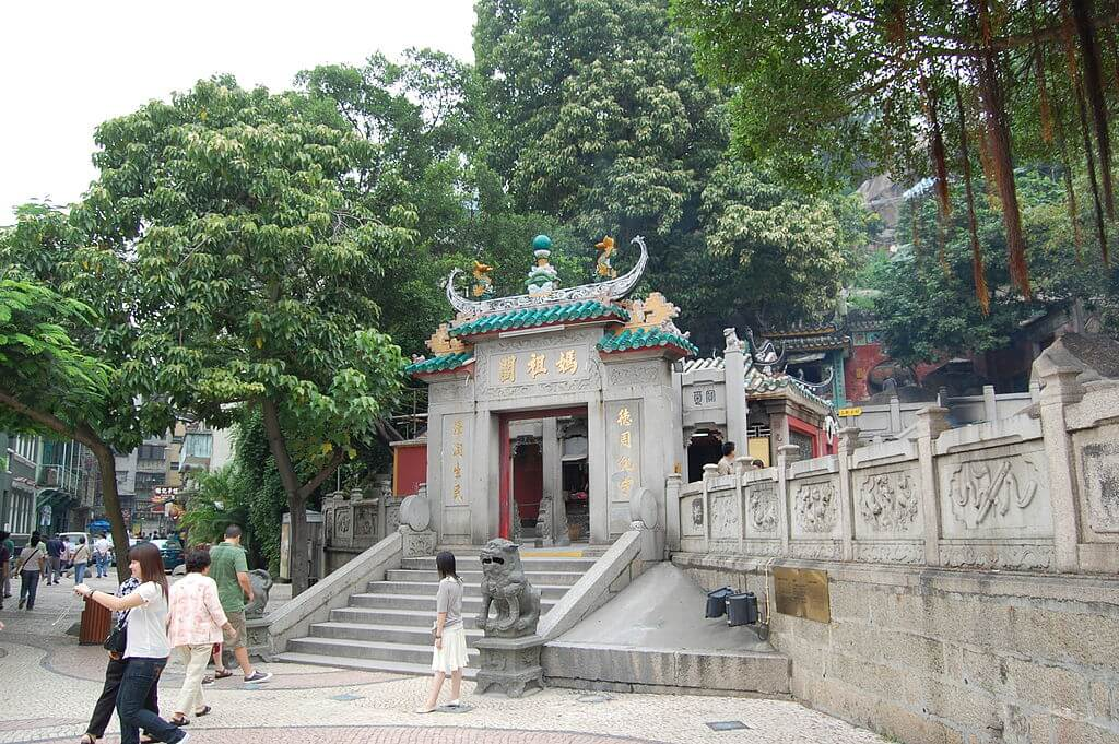 A-Ma Temple - by Edwin.11, LicenseCC BY 2.0