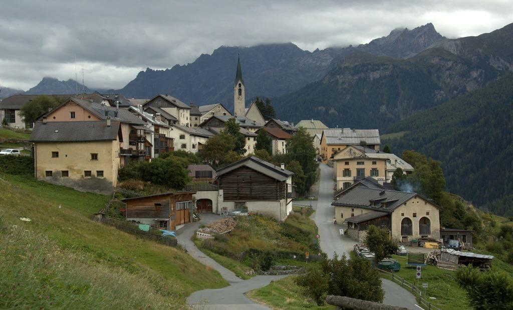 Guarda , Switzerland - by James.Stringer:Flickr