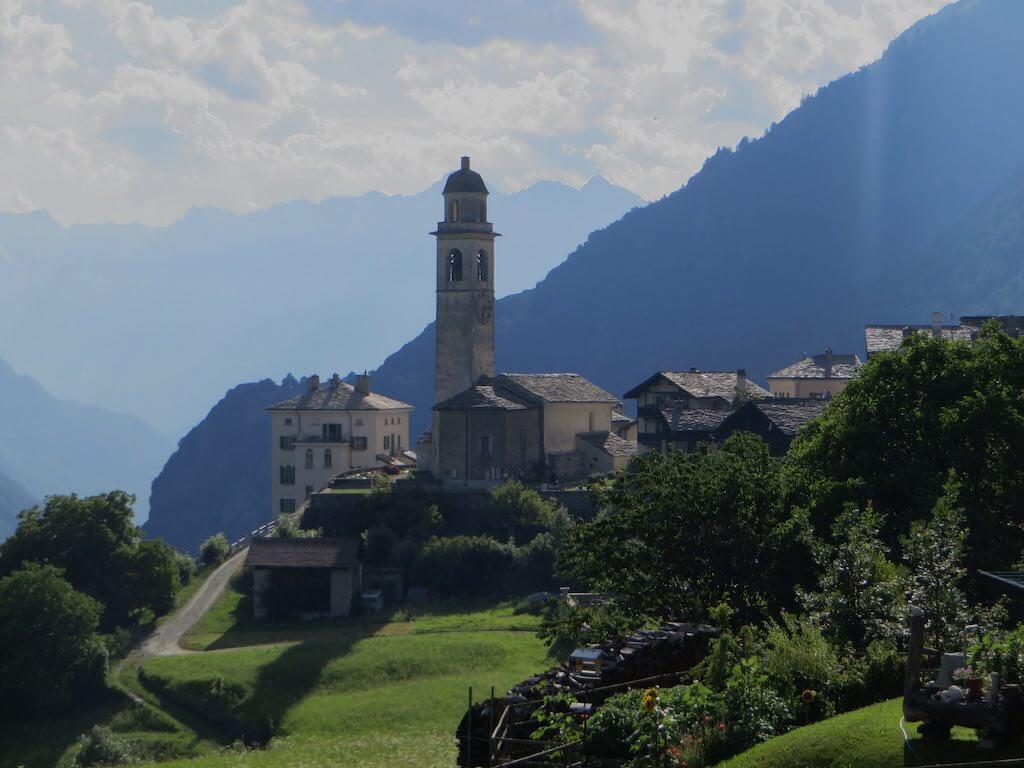 Soglio, Switzerland - by Bernard Blanc:Flickr