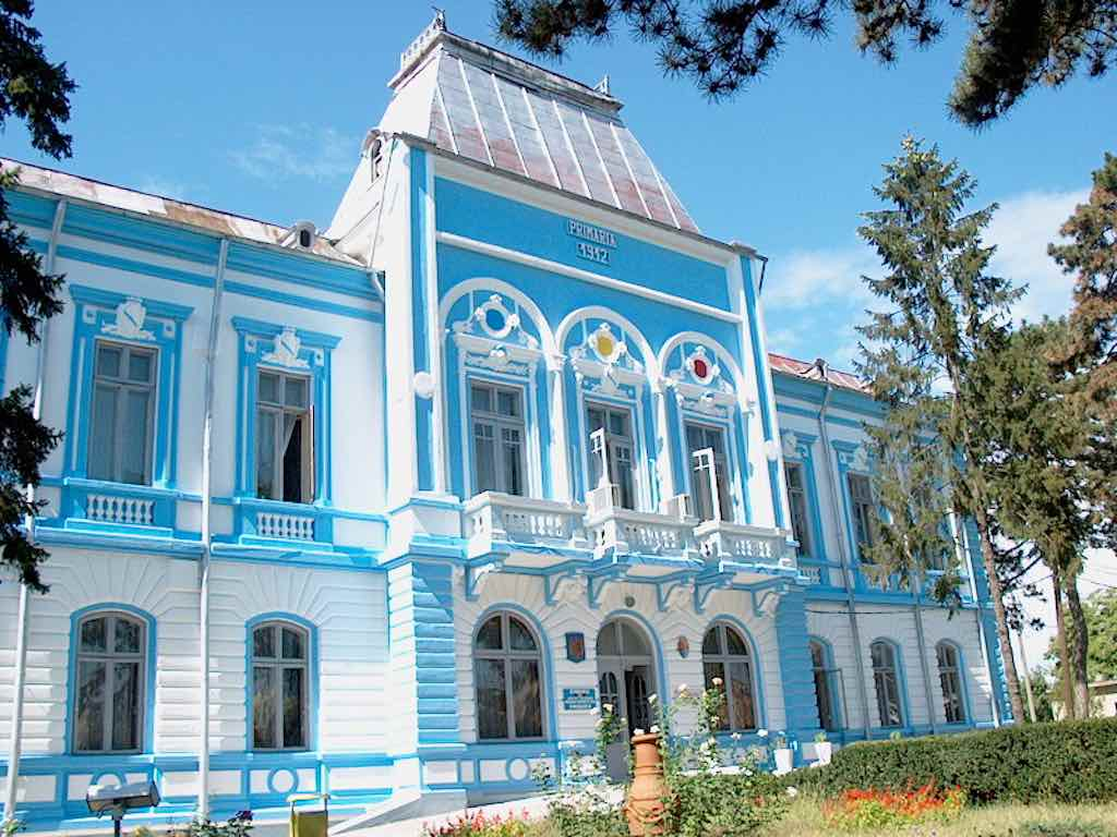 Primaria Rosiorii de Vede, Romania - Costache888_Wikicommons
