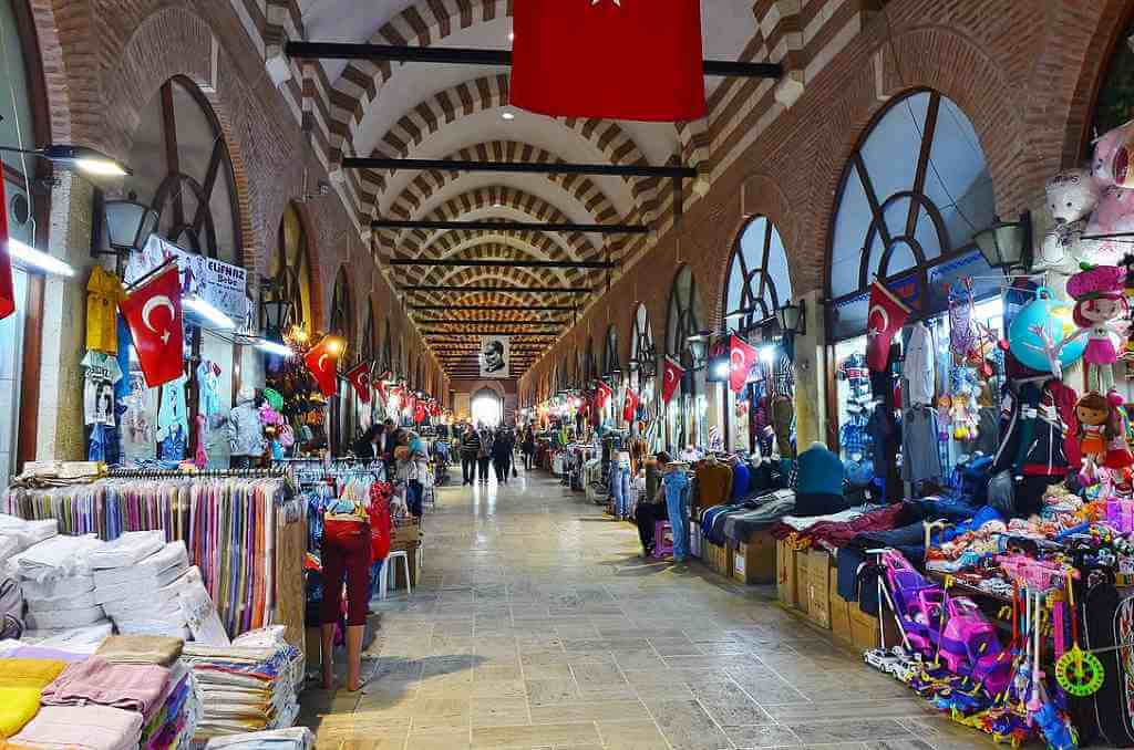 Ali Pasha Bazar -by CeeGee/Wikimedia.org