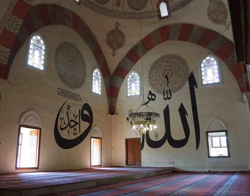 Old Mosque -by Guldem Ustun/Flickr.com