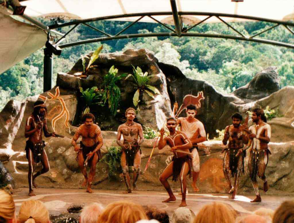 Aboriginal Cultural Park, Cairns, Queensland, By Bgabel, commons.wikimedia