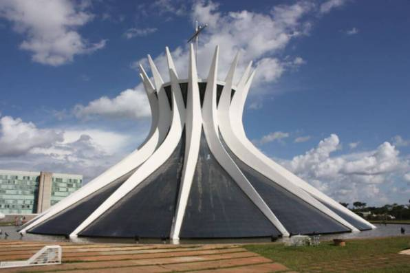 Cathedral of Brasilia -by Arian Zwegers/Flickr.com