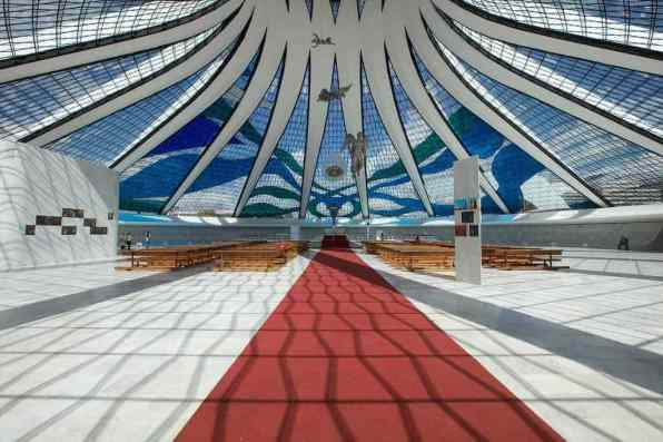 Cathedral of Brasilia -by Sebastian ter Burg/Flickr.com