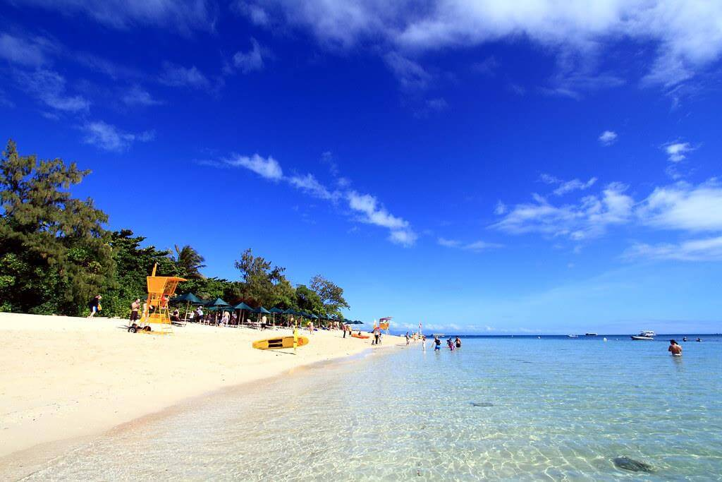 Green Island, Cairns, Queensland, By skyseeker, flickr.com