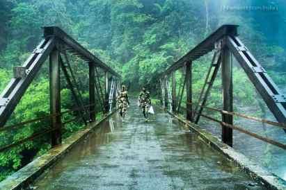 Bangladesh India Border -by Nihal Parashar