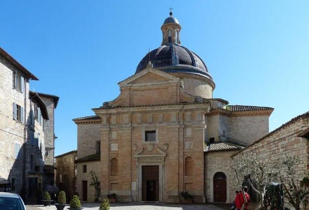 Chiesa Nuova -by Feldstein/Wikimedia.org