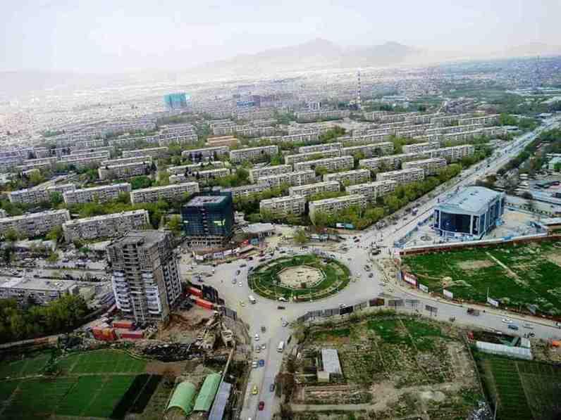 Kabul -by Masoud Akbari/Wikipedia.org