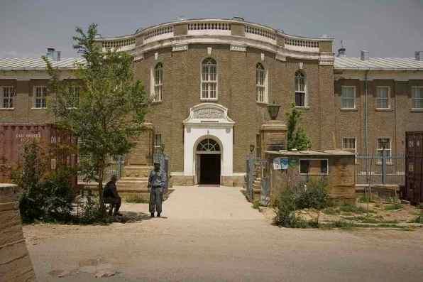 National Museum -by Masoud Akbari/Wikimedia.org