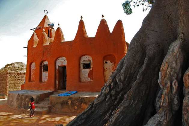 Segou Mosque -by POTIER Jean-Louis/Flickr.com