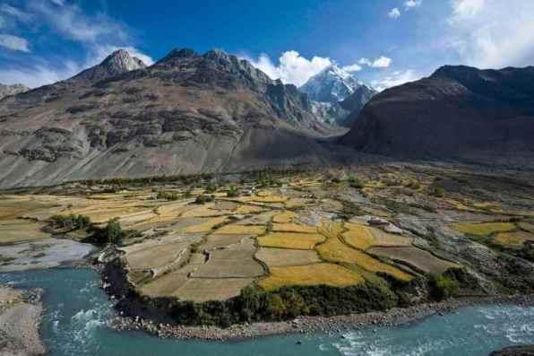 Wakhan Corridor -by USAID U.S. Agency for International Development/Wikipedia.org