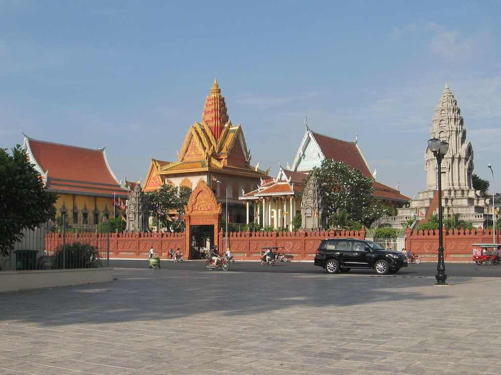 Wat Ounalom -by VCTBR/Wikipedia.org