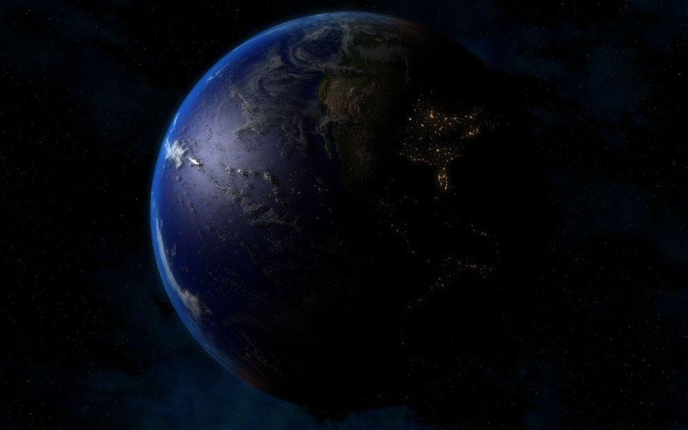 Earth: Night Lights (2/6)