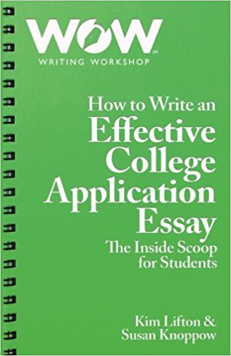 How to write effective college essay Archives - Wow Writing Workshop