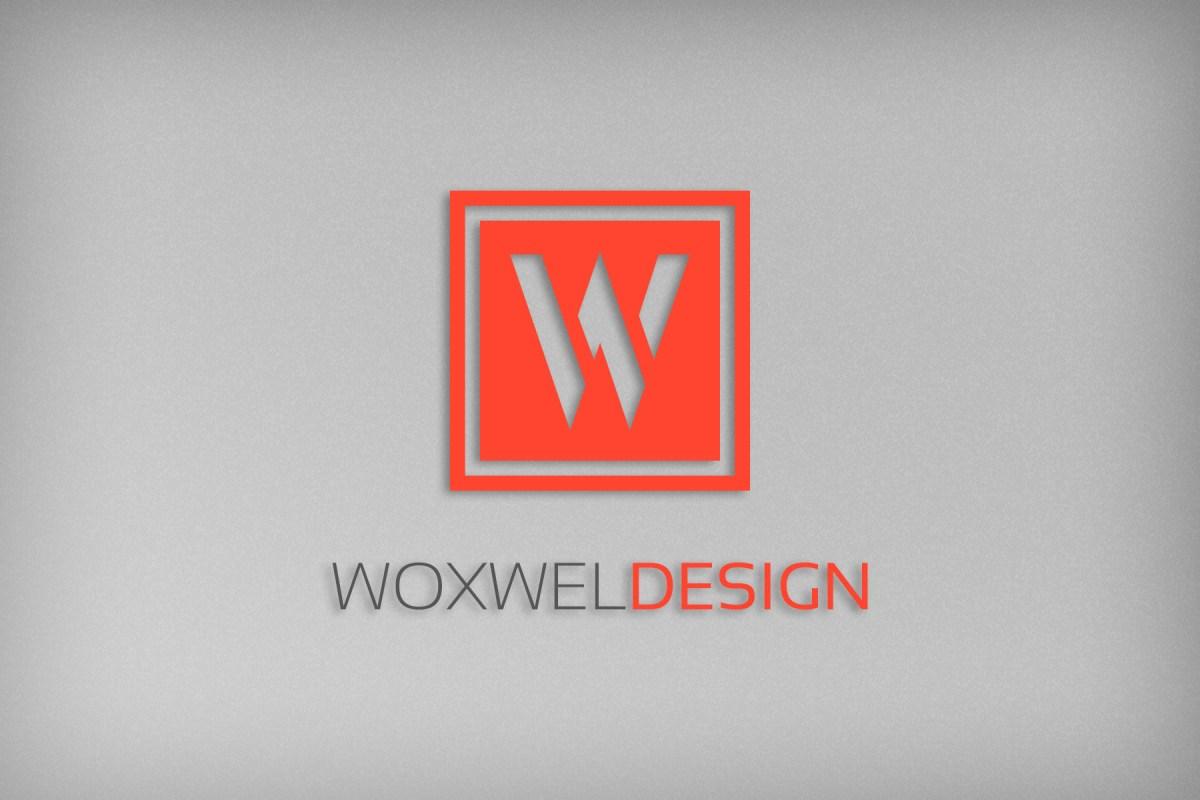 Логотип Woxwel Design
