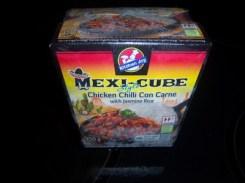 Mexican-Cube Chicken Chilli con Carne