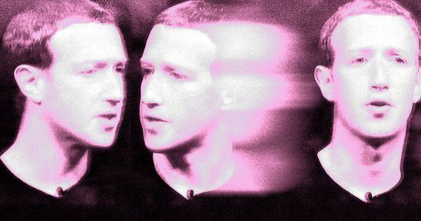Facebook just livestreamed an employee Q&A with Mark Zuckerberg