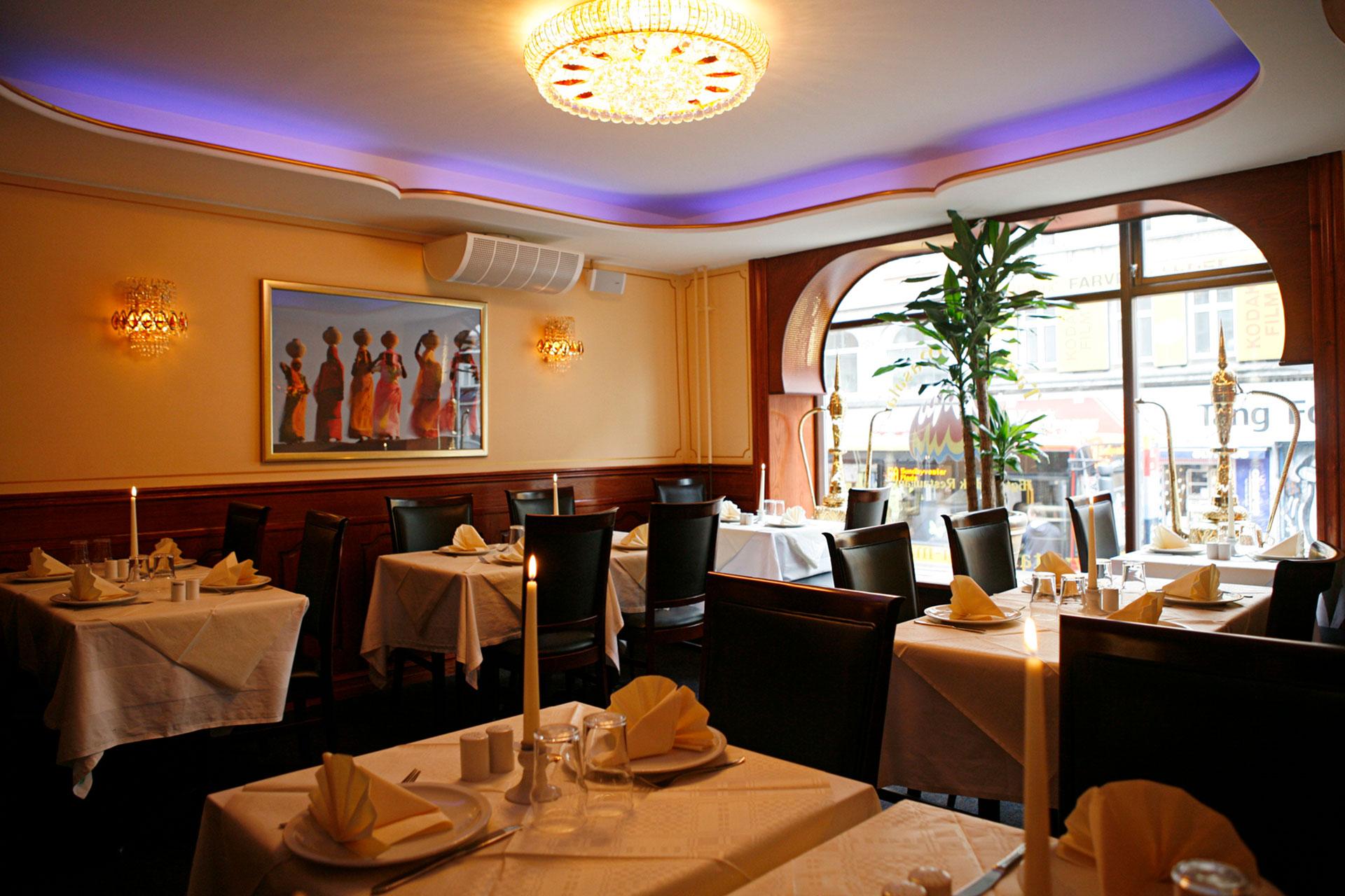 Indisk restaurant Nørrebro København