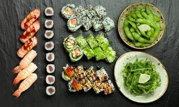 Ye Sushi menu 2