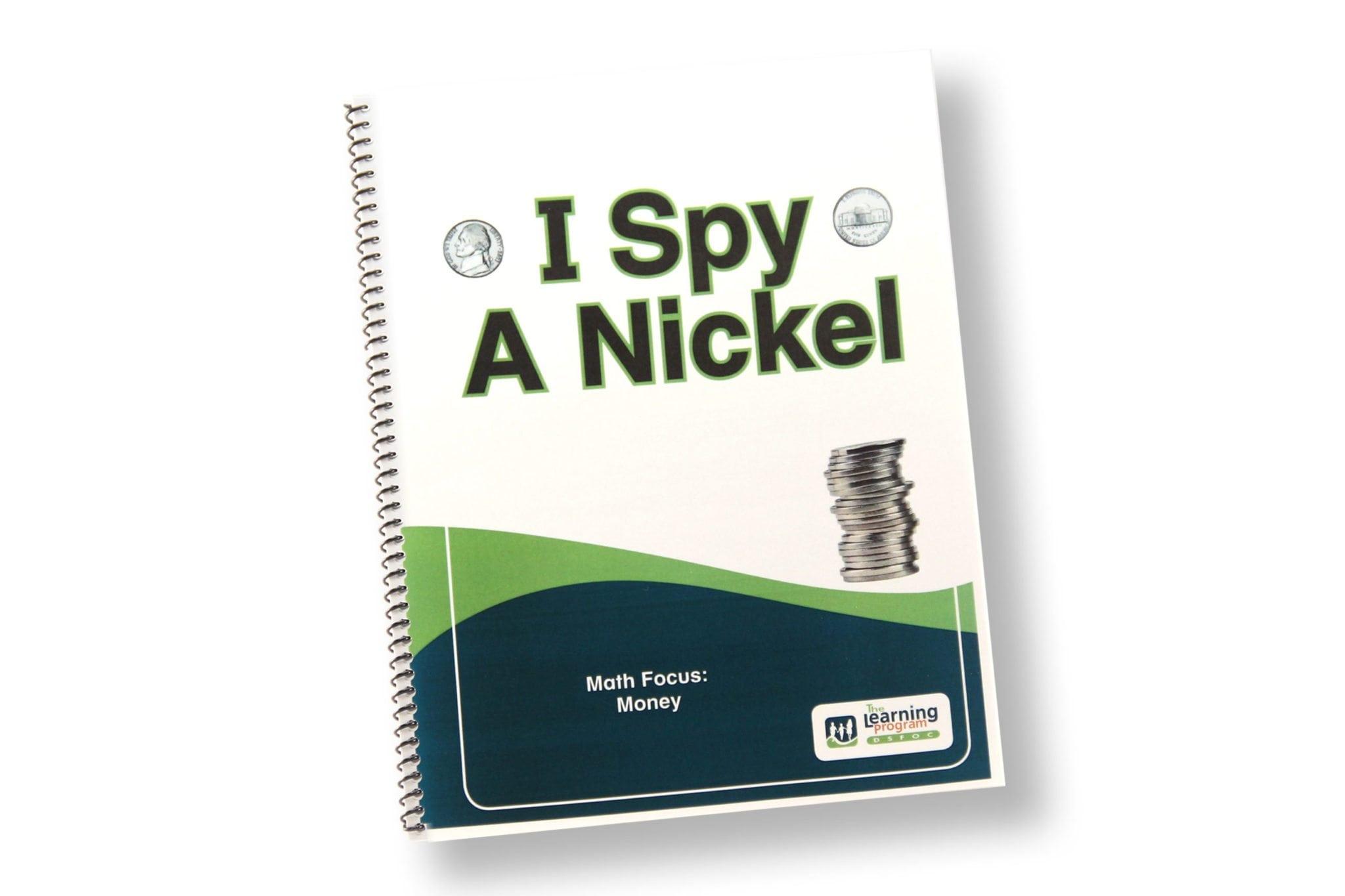 I Spy A Nickel Down Syndrome Foundation Of Orange County
