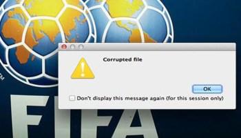FIFA Corruption  – perfil no Twitter queria provar que a final da Copa  foi.   5437c4ed1fc72