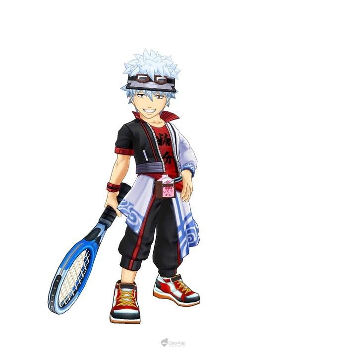 白貓Tennis