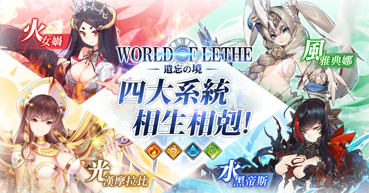 遺忘之境:World of Lethe