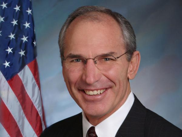 Bob Beauprez, pictured here in his official congressional photo from his time in the U.S. House of Representatives, 2006.