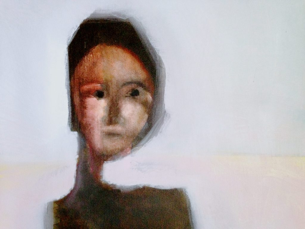 """Vietnamese Girl"" by Alvaro Cardona-Hine, Cardona-Hine Gallery, Truchas, New Mexico (www.cardonahinegallery.com)"