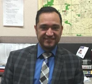 Ivan Moreno of the Associated Press