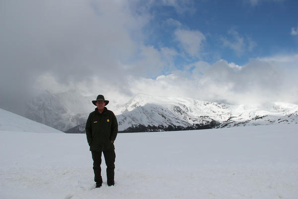 Jim Cheatham, a biologist with the National Parks Service, wants Rocky Mountain National Park to stay beautiful. That's why he's working to prevent excess nitrogen from coming into the park.