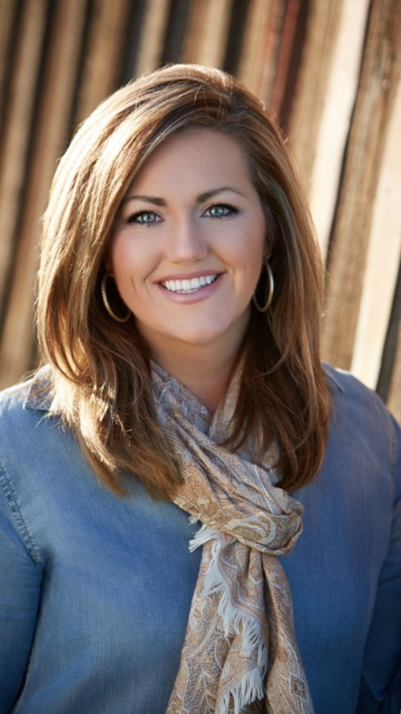 Sarah Cummings, the new general manager of the Colorado State Fair