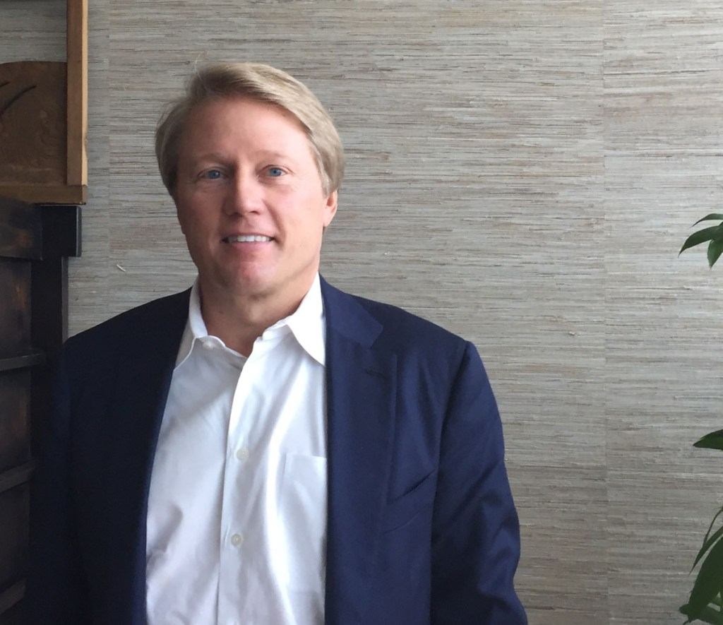 """Kent Thiry, the CEO of DaVita, is leading the """"Let Colorado Vote"""" campaign"""