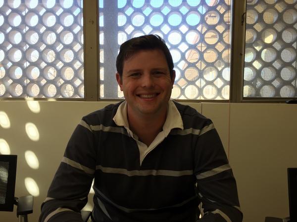 Matthew P. Hitt, assistant professor of political science at Colorado State University