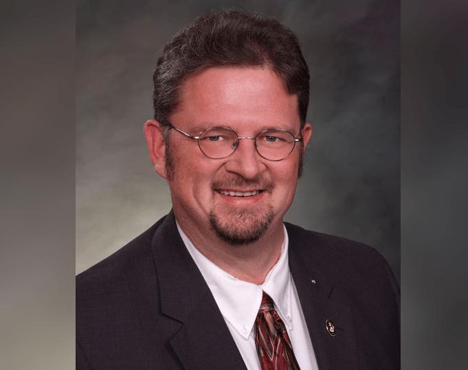 Republican Sen. Kevin Grantham, District 2
