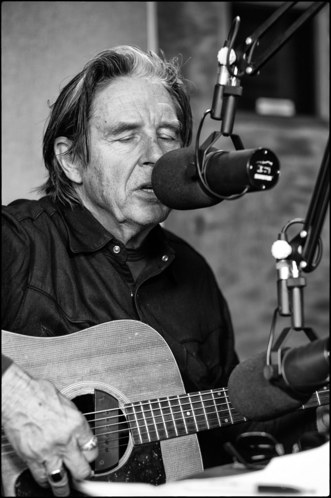 John Doe in-studio at 91.5 KRCC.