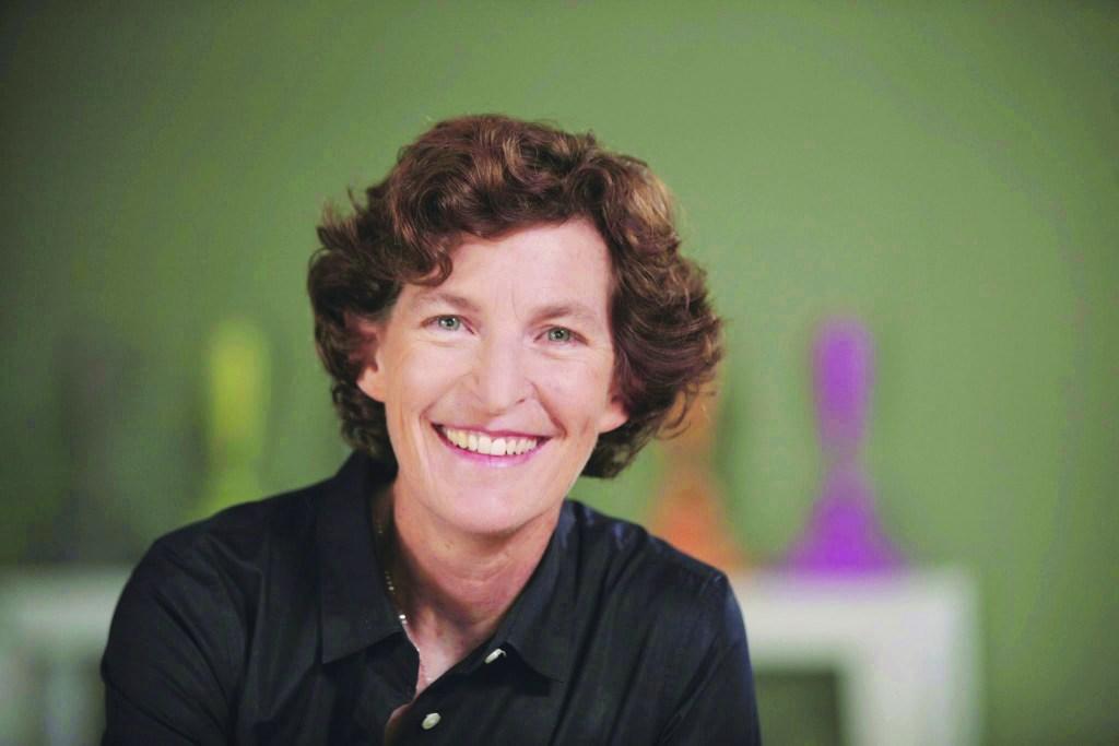 Linda Broker, Executive Director of Rocky Mountain Women's Film Institute, which organizes the annual film festival.