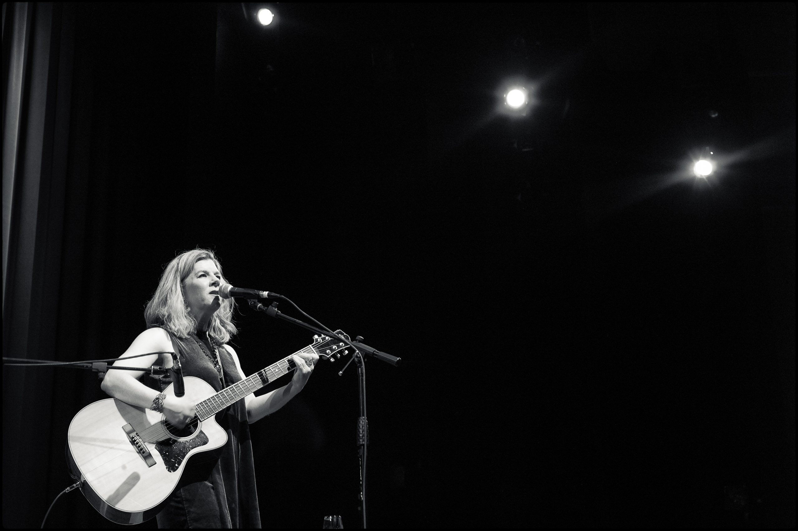 Dar Williams at the Colorado Springs Fine Arts Center.