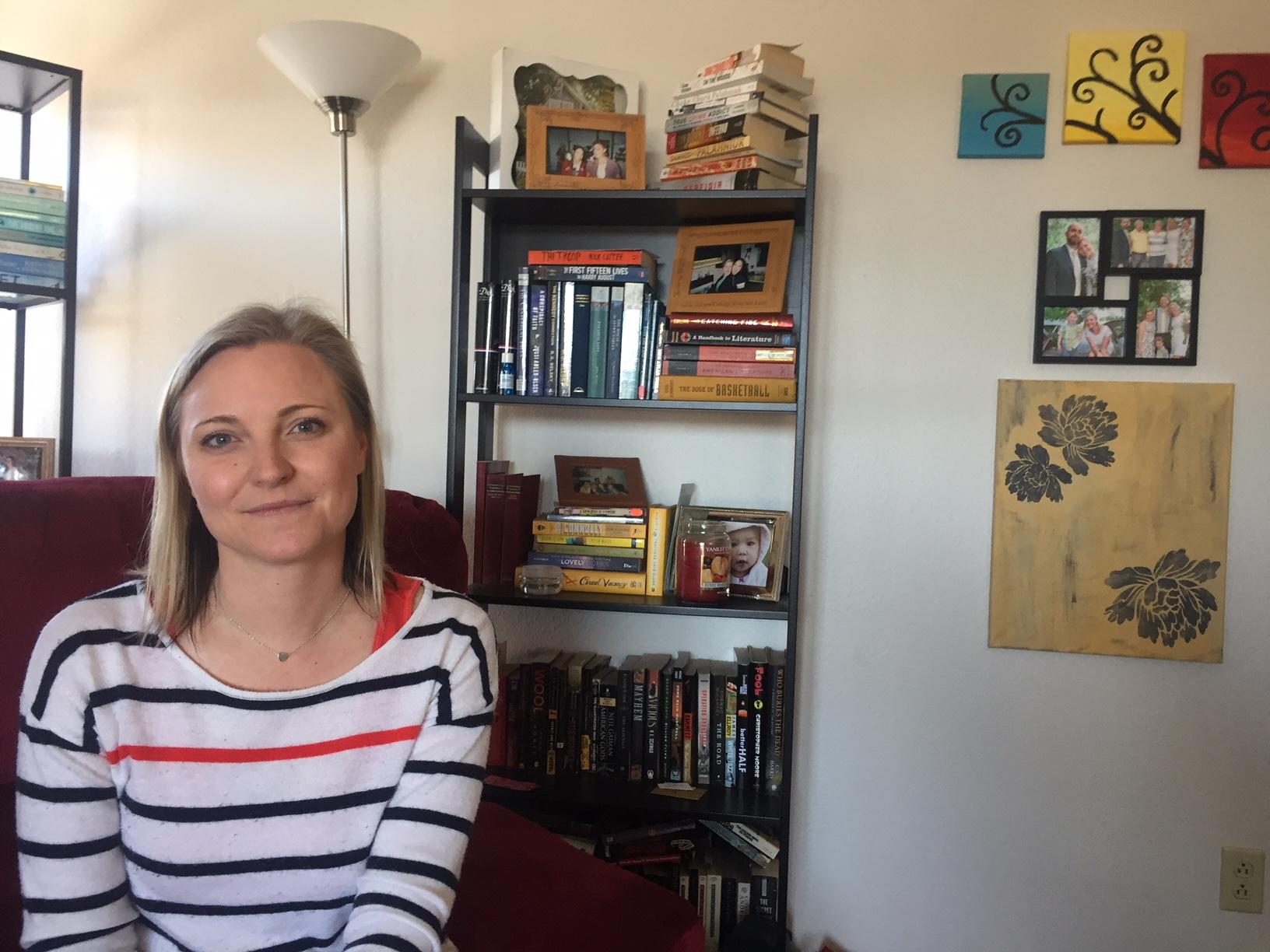 Heather Martin, teacher and Columbine survivor