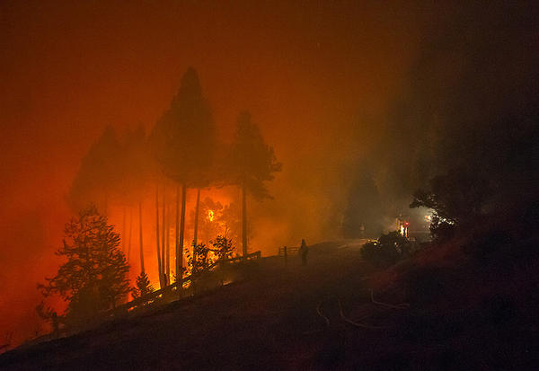 California's 2014 King Fire