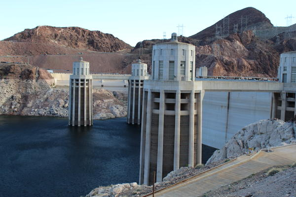 Low water levels at Lake Mead outside Las Vegas are prompting water leaders throughout the Western U.S. to undertake negotiations over the Colorado River's future.