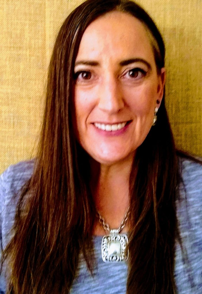 Lisa Reed, Executive Director of Teller Senior Coalition.