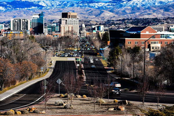 Boise ranked number 12 for top-performing cities based on a number of economic growth measures.