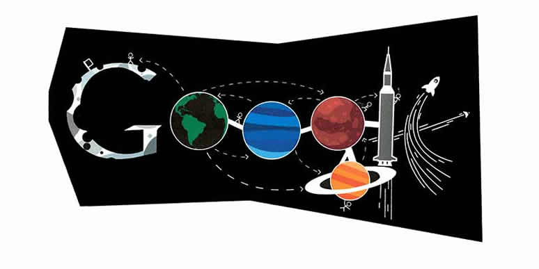"""<p>This Doodle 4 Google entry by<span style=""""line-height: 1.66667em;"""">Creighton</span><span style=""""line-height: 1.66667em;""""> Middle School 7th-grader</span><span style=""""line-height: 1.66667em;"""">Ryan Shea shows</span><span style=""""line-height: 1.66667em;"""">the invention of a Universal Nexus: a connection between humans to humans and worlds to worlds.</span></p>"""