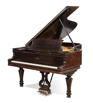 """<p>A Steinway piano on which Elton John recorded """"Don't Let the Sun Go Down on Me"""" and """"Lucy in the Sky with Diamonds"""" is estimated at $10-15,000. </p>"""