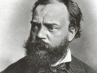 <p>ComposerAntonin Dvorak</p>