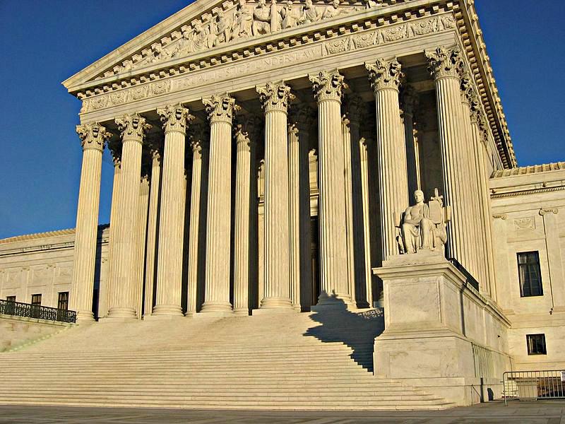 <p>U.S. Supreme Court Building, Washington, DC</p>