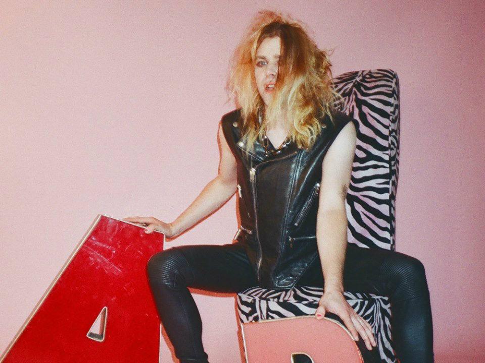 <p>Ariel Pink</p>